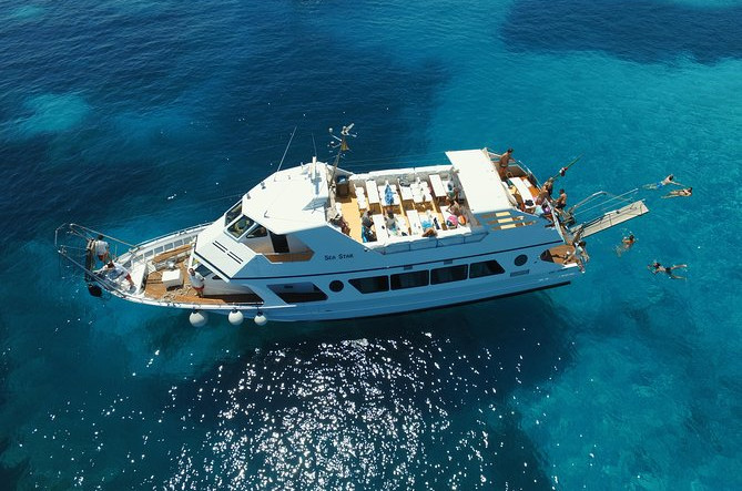 Bådture La Maddalena Archipelago fra Palau