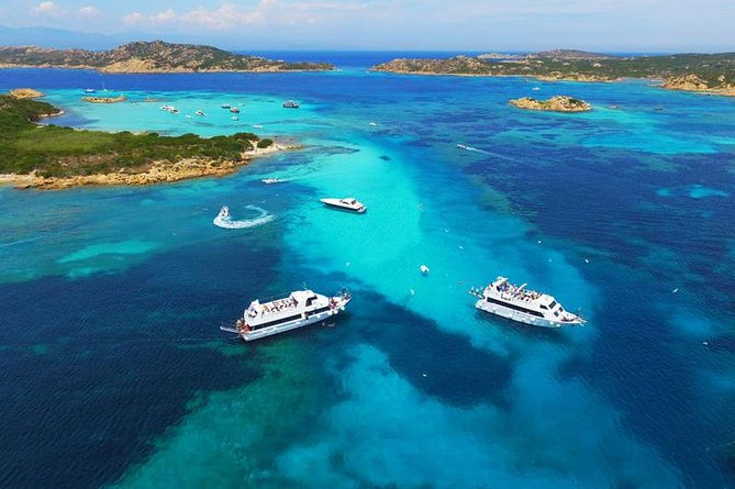 La Maddalena Archipelago Boat Tour fra Palau