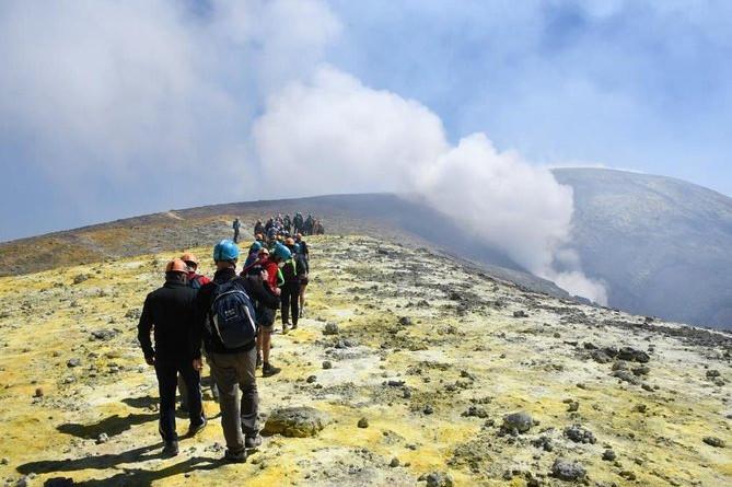 Etna Summit Excursion