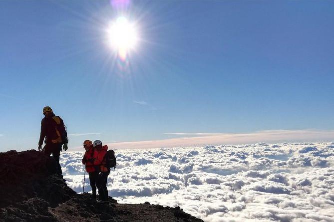 Udflugt til toppen af Mount Etna 3300 meter