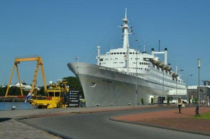 Skip the Line: ss Rotterdam Exploration Tour Ticket