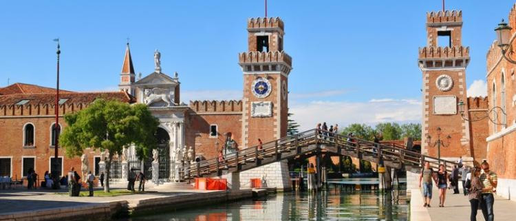 I Slow Venice! - Arsenale & Castello Guided Tour