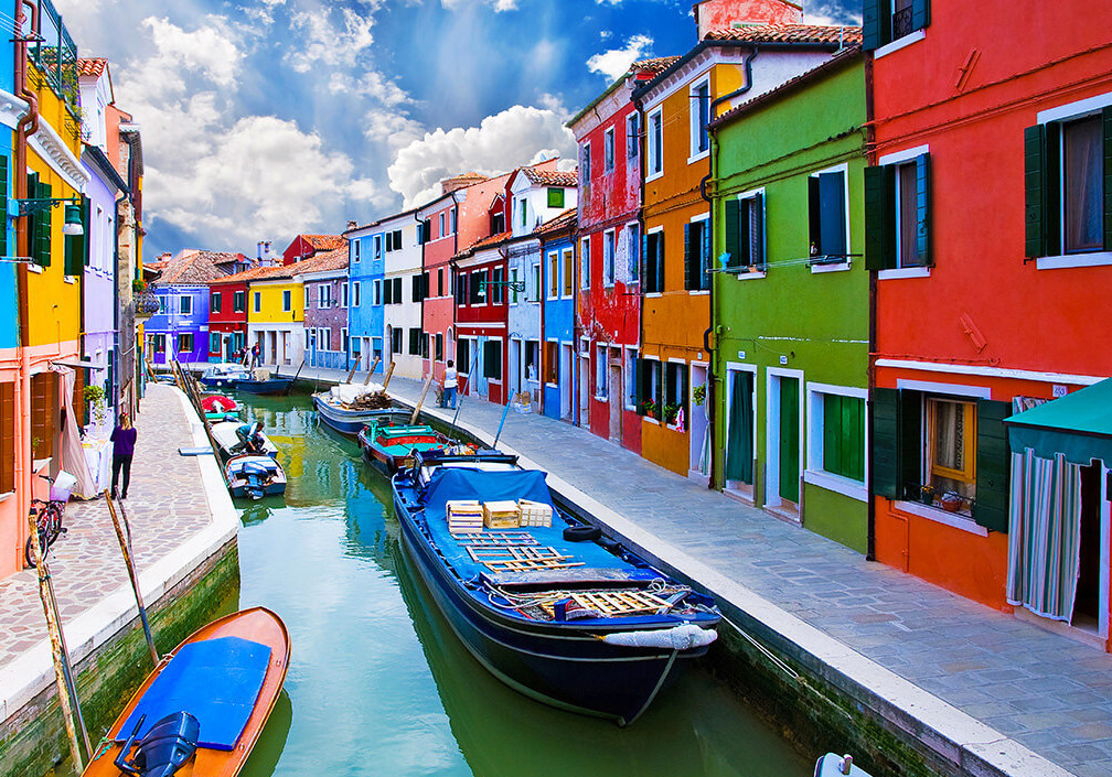 New Laguna tour: Discover Burano & Sant'Erasmo by bike