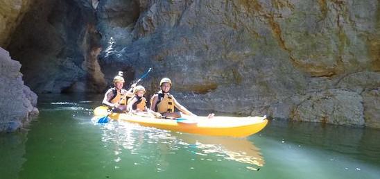 Kayak 4 Hrs rental - Santa Giustina Lake (TN)