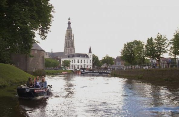 Motorboat rental - Beleef Breda