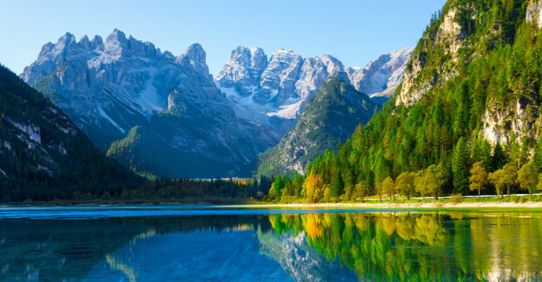 Tour Cortina & Dolomites by bus from Jesolo