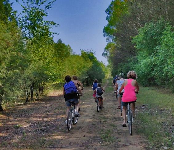 Bike tour Caorle