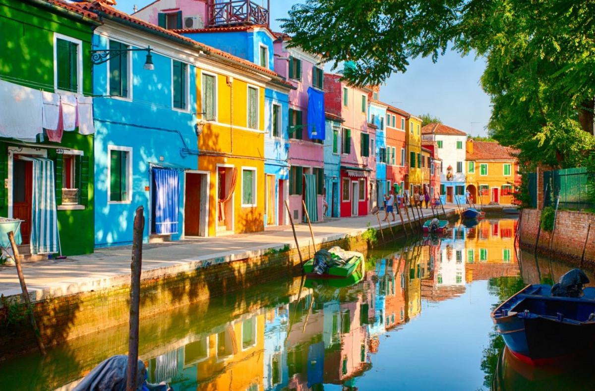 Islands Tour - Murano - Burano - Torcello