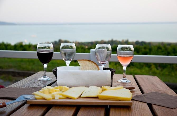 Gastronomitur rundt Keszthely & Balaton-søen