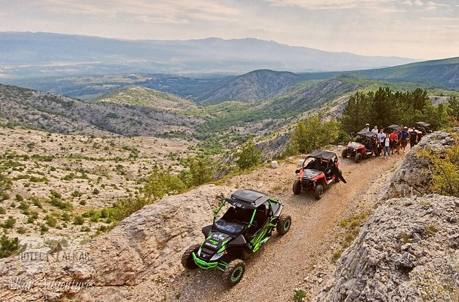 Cetina River Extreme Buggy Tour fra Split