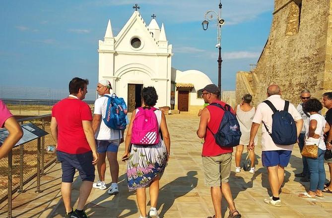 Capo Colonna kulturelt besøg