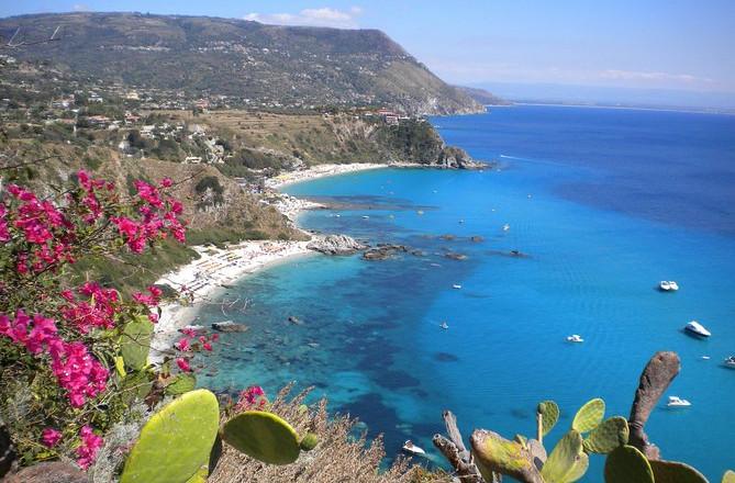 Guidet tur rundt i Calabrien, Italien