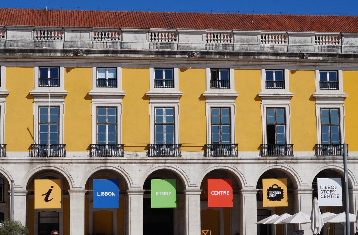 Lisboa Story Center + lydguide
