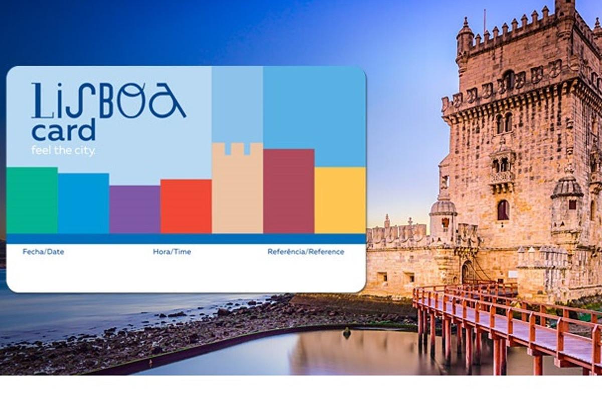 Lissabon-kort