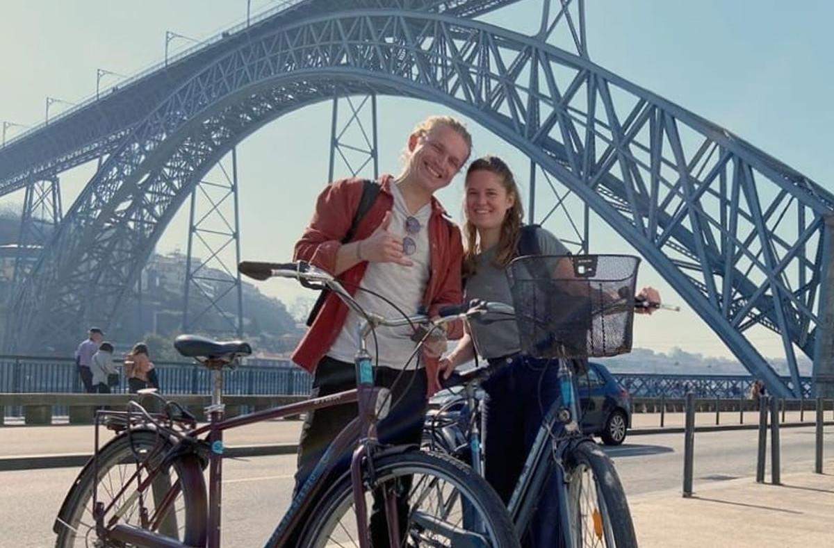 Porto cykeludlejning