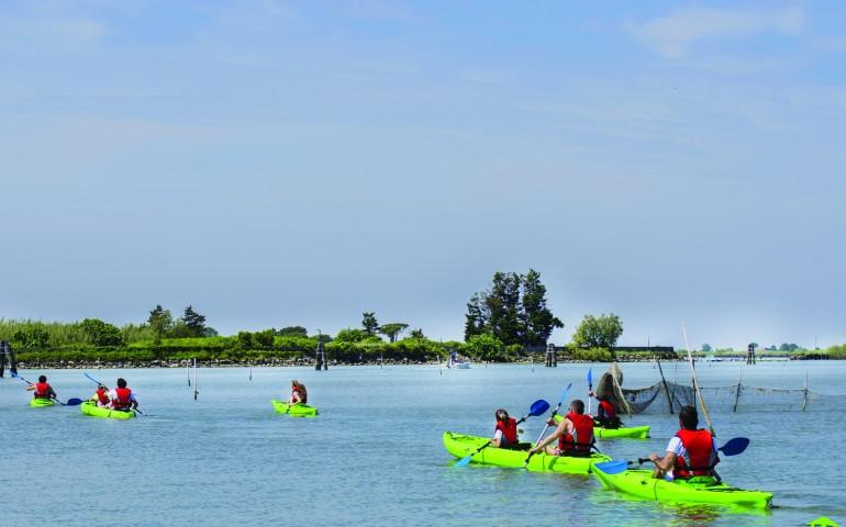 Mieten Sie Single Kayak Laguniamo