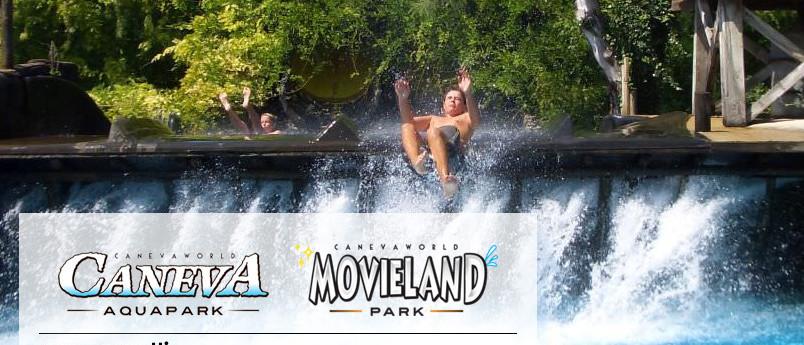 Caneva + Movieland 2 Days