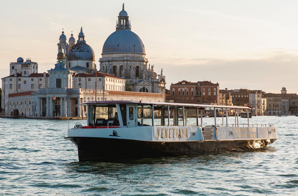 Venedig Hop auf Hop-Off-Tour mit Audioguides