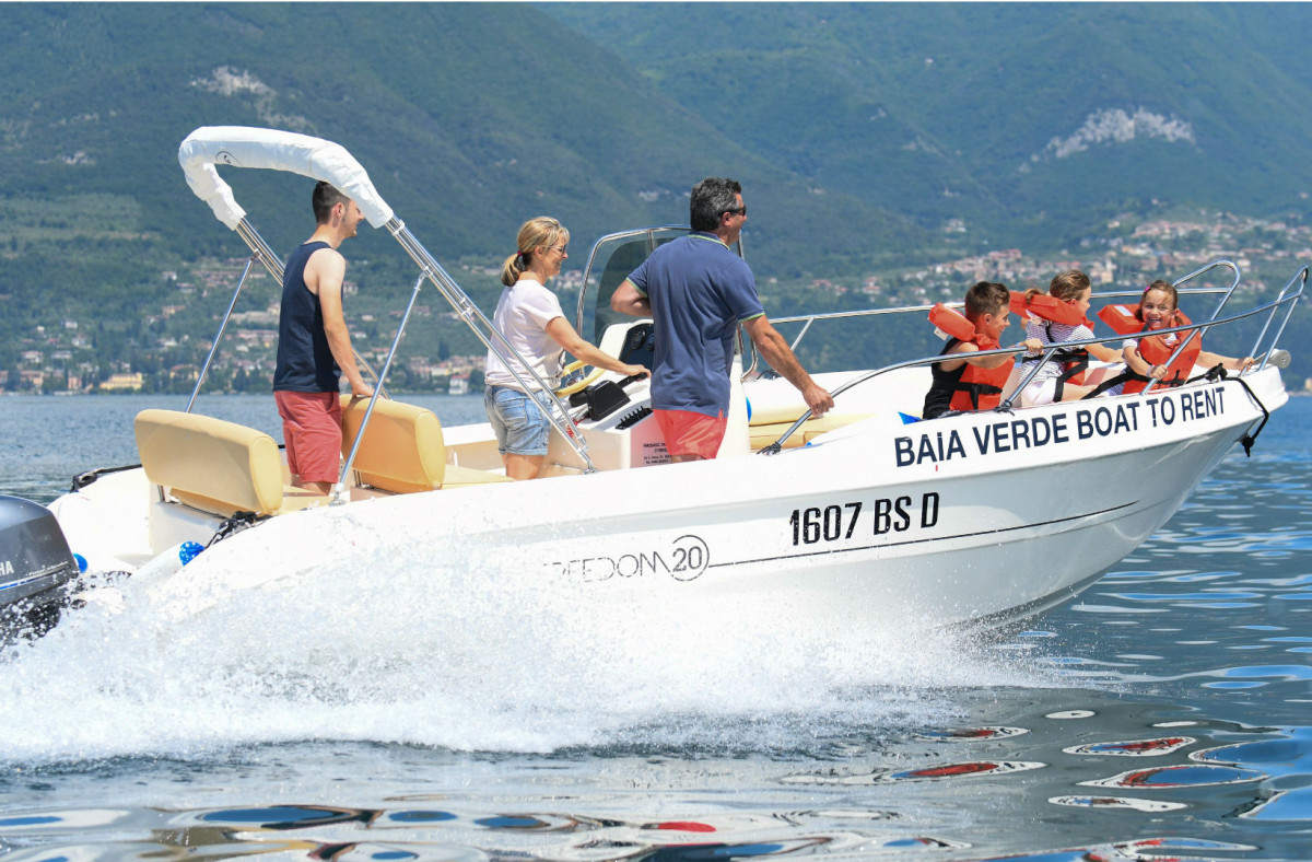 Boat to Rent - 6 HRS Full day