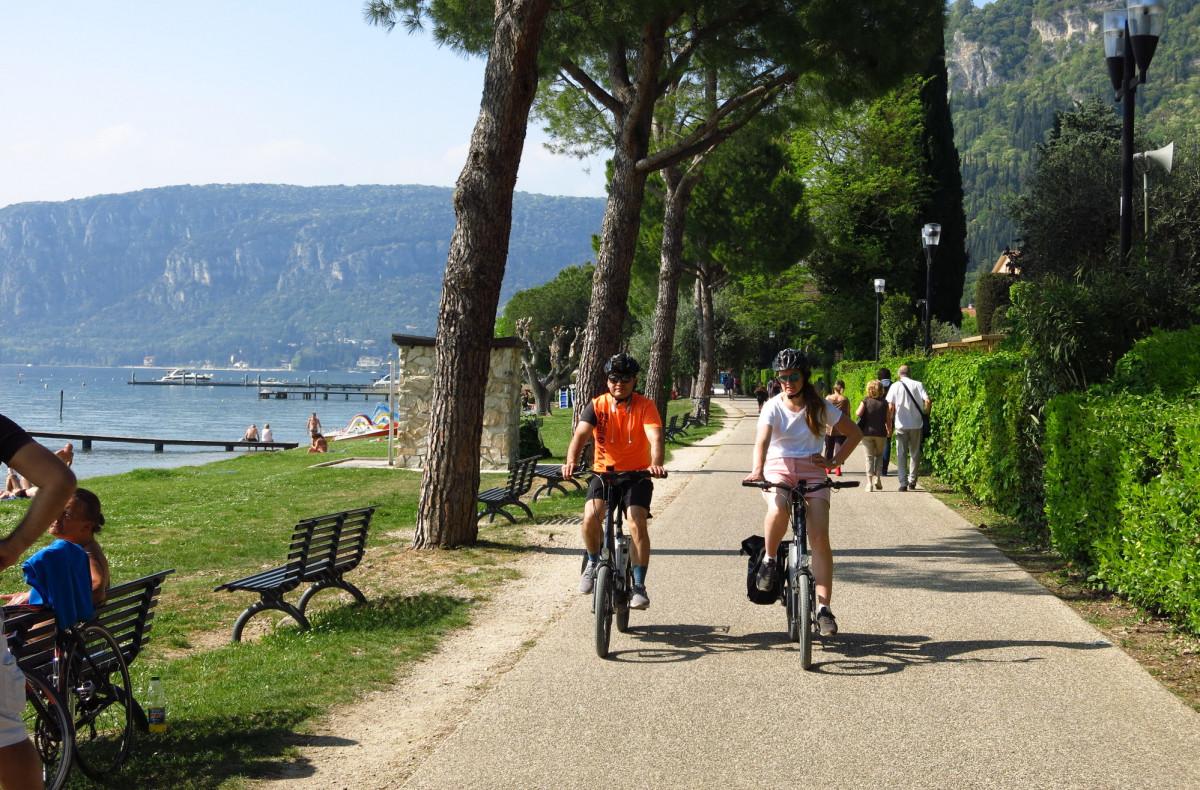Noleggio E-bike Sivinos - Full Day