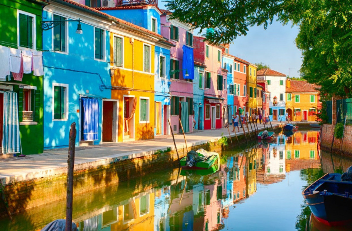 Ticket Afternoon  Islands Murano Burano Marco Polo