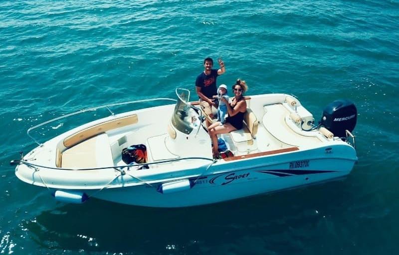 9h Boat Rental Cavallino RENT&SAIL