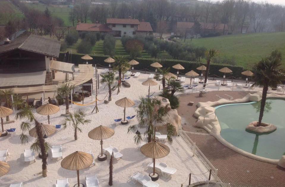 La Cavallina Waterpark og swimmingpool