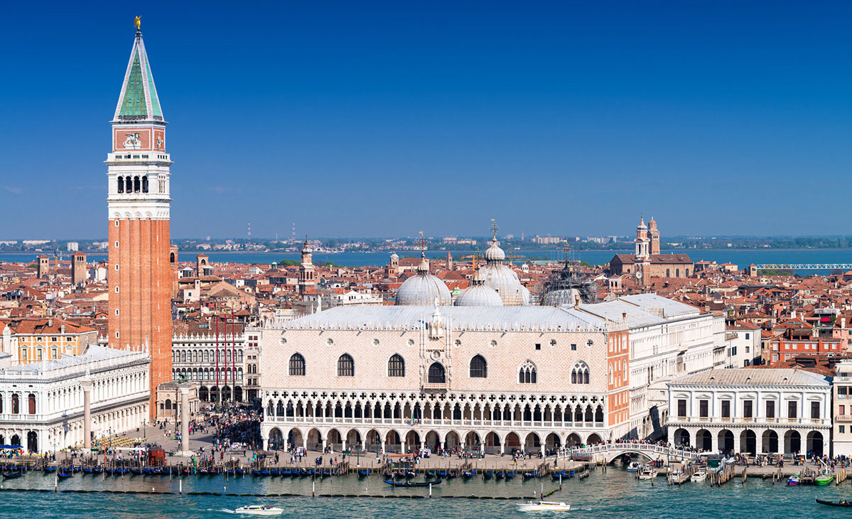 1 Day Venice + Islands (open ticket)