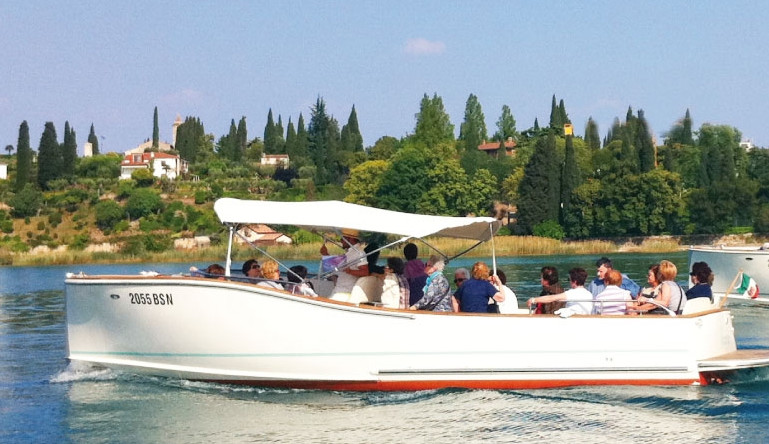 An afternoon on the lake from Sirmione