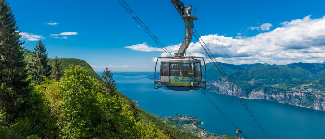 Cable car Montebaldo
