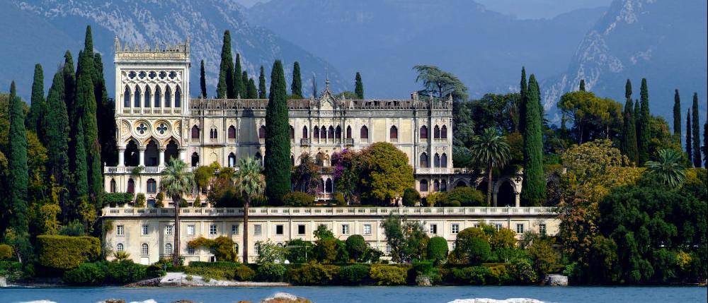 Isola del Garda from Sirmione