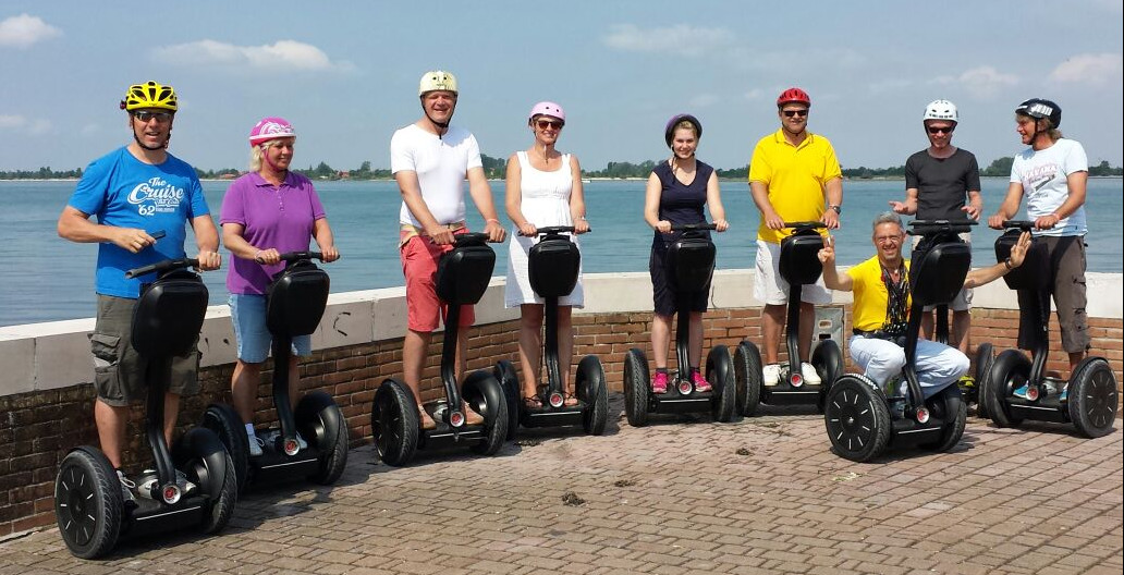 Tour in Segway - Cavallino