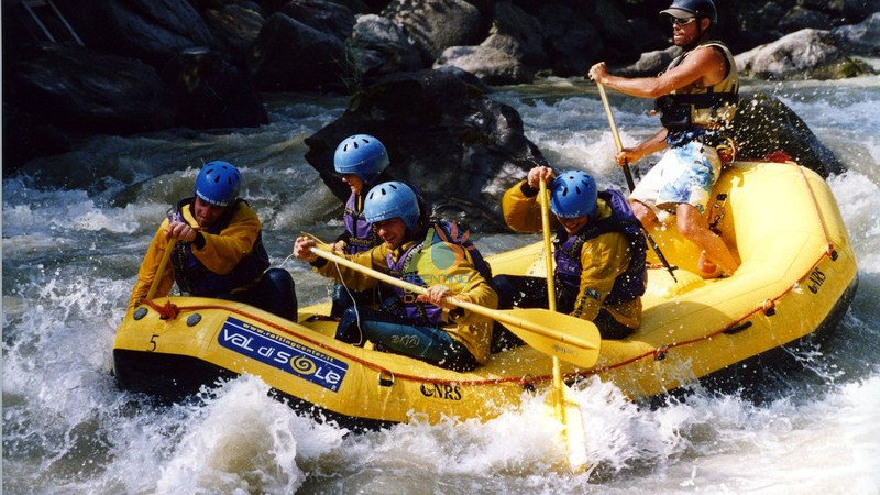 Rafting Extra Val di Sole