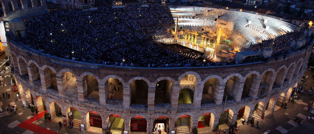 Opera Arena di Verona
