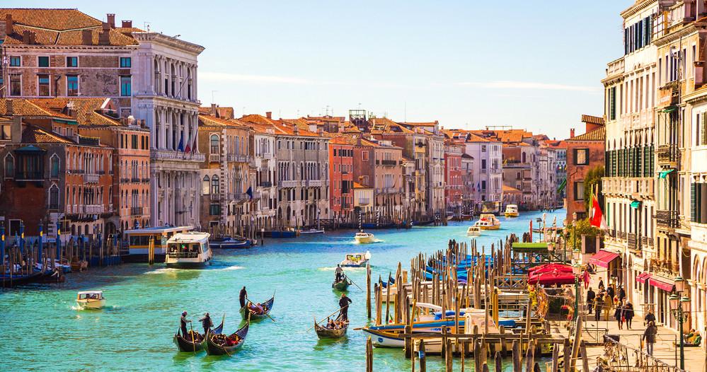 Gita di un giorno a Venezia da Bibione / Lignano Sabbiadoro