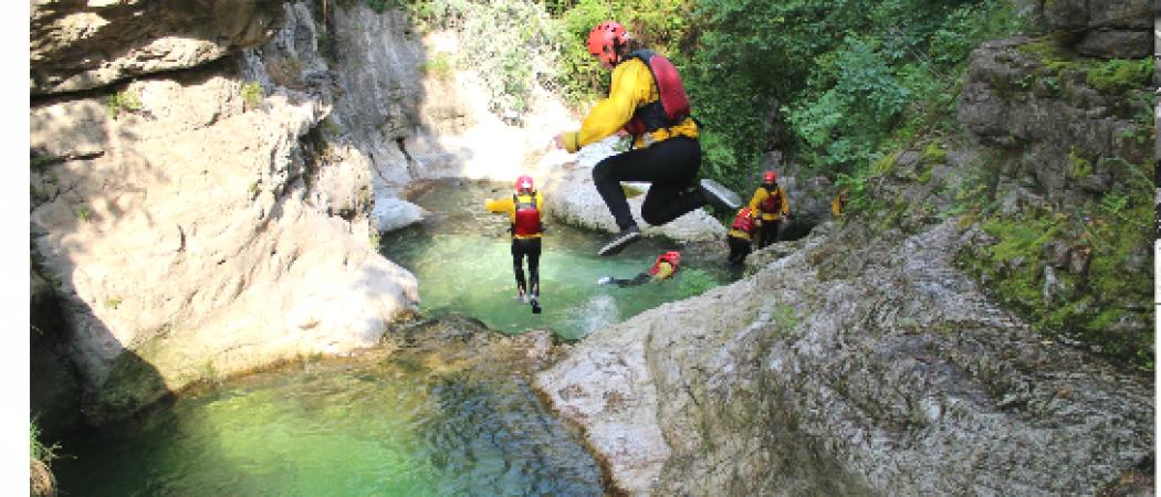 Ivan Team Canyoning Adventure