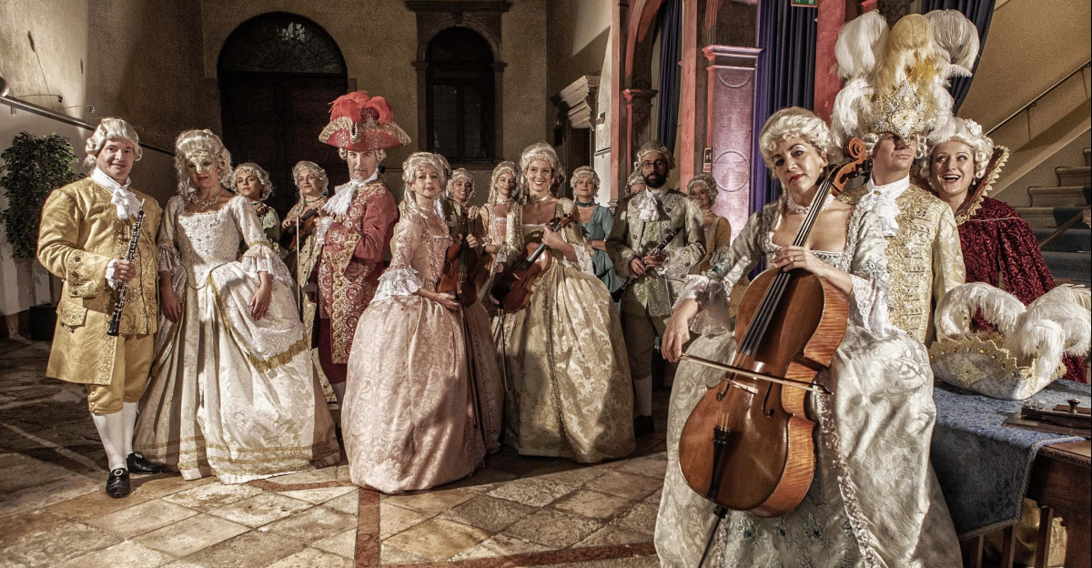 Tickets for I Musici Veneziani: Baroque and Opera Concert