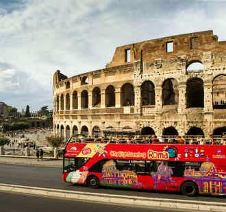 Hop-on Hop-off Bus Rome