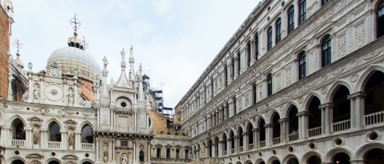 Doge's Palace & St. Mark's Basilica Tour