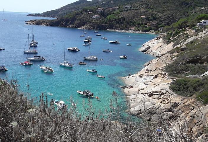 Tocht eiland Giglio en Giannutri (hoogseizoen)