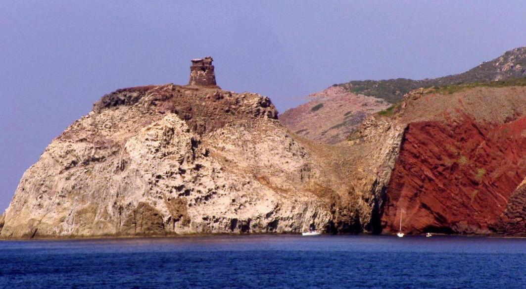 Tour of Isola di Capraia from Livorno