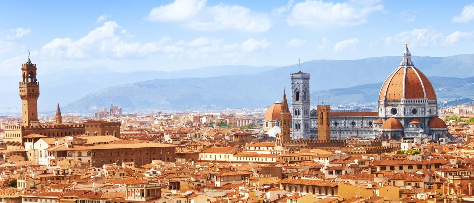 Florence city tour and Uffizi Gallery