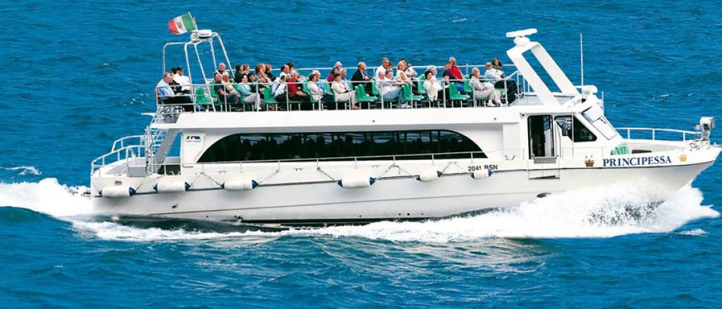 Lake Garda Tour by boat