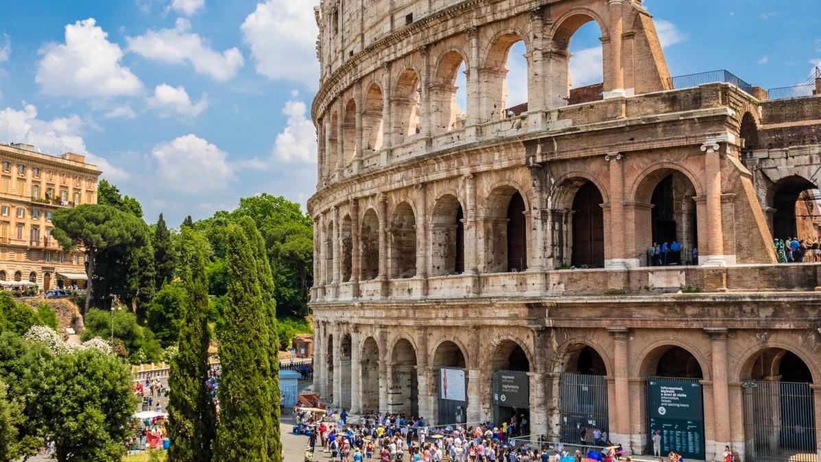 Colosseum, Forum Romanum & Palatijn: Videogids + video Oude Rome