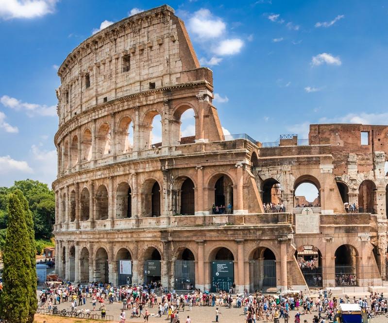 Colosseum + Vatican Museums: Skip The Line + Hop-on Hop-off Bus 48H