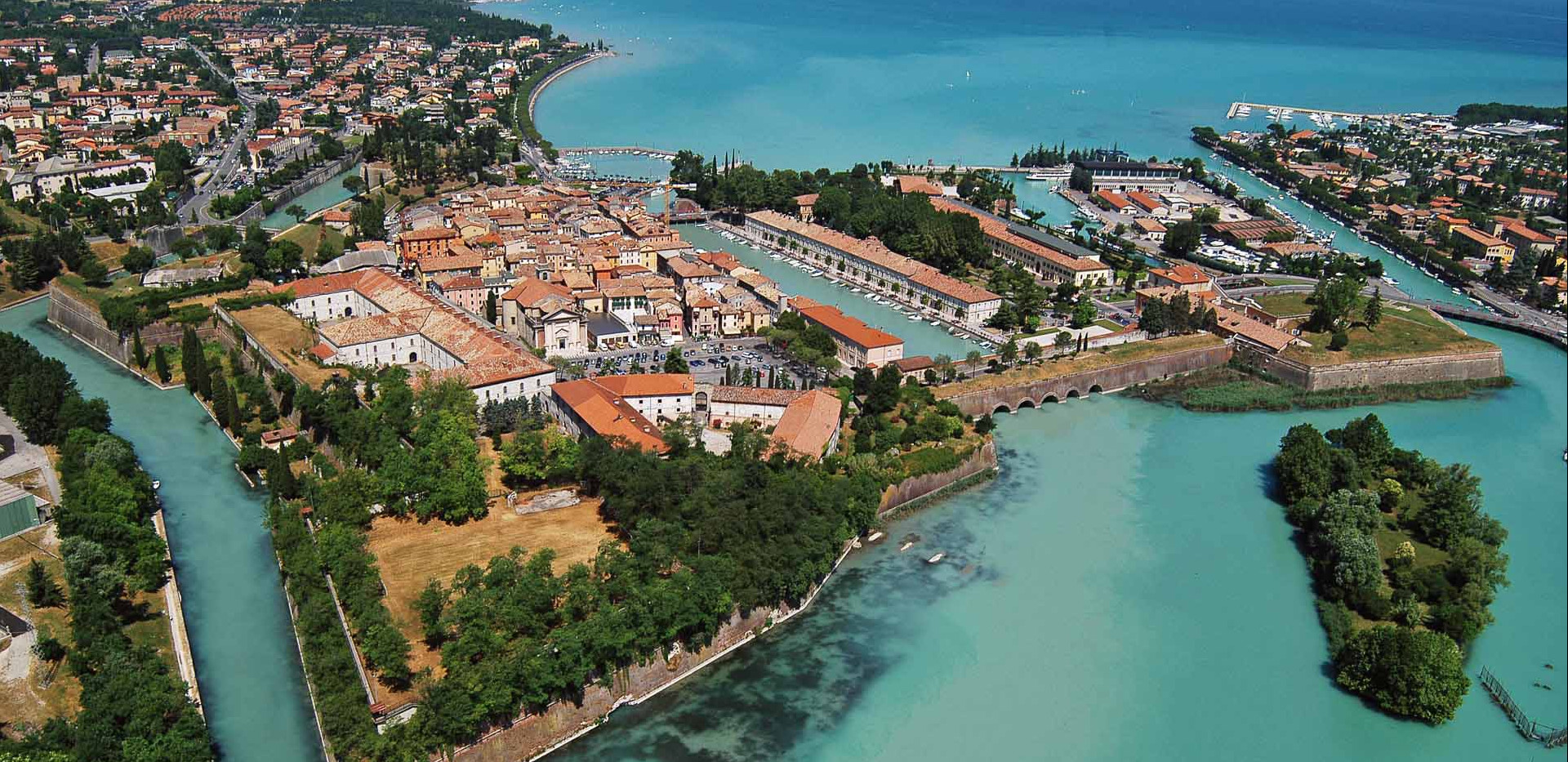 Peschiera Element History tour - Earth Water