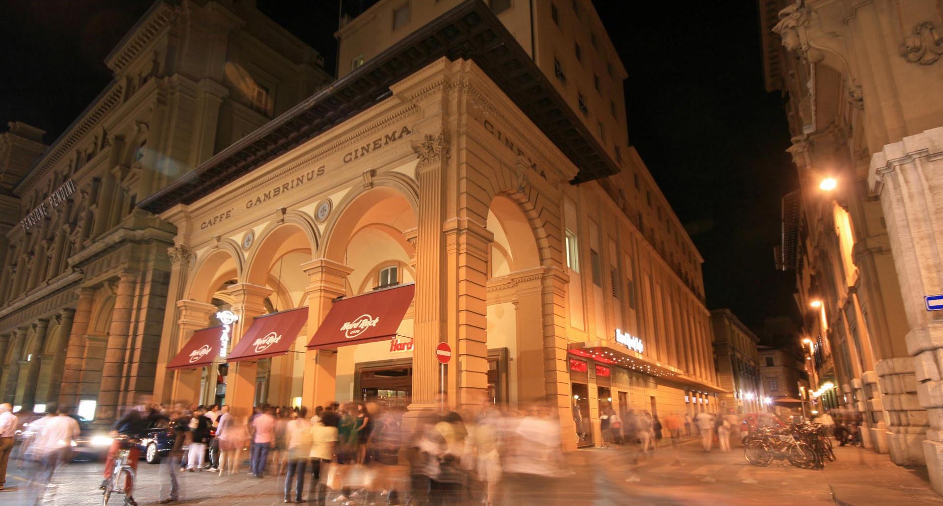 Hardrock Cafe Venice Menu + Salta l'ingresso della linea