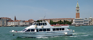 Boat Transfer to Venezia from Sottomarina