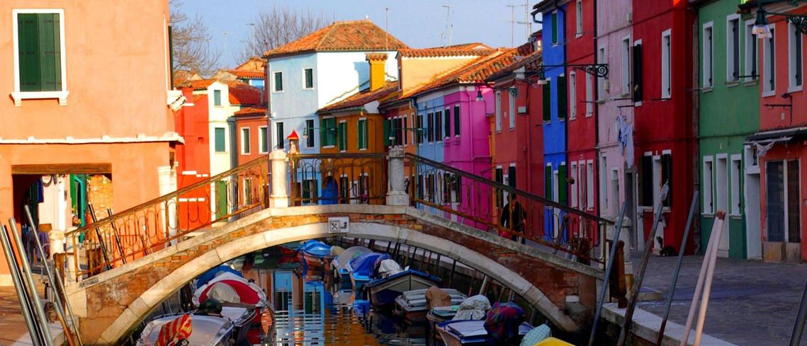 Island tour Murano-Burano-Torcello from Sottomarina