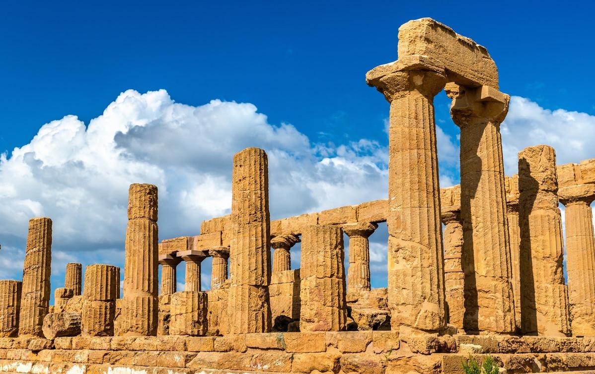De Vallei van de Tempels in Agrigento: fast track